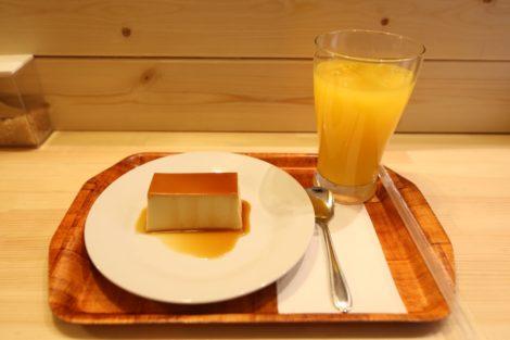 島プリン+海わりオレンジセット